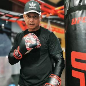 Kick boxing training Dubai-1